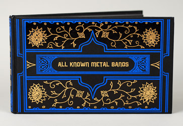 buyolympia.com: Dan Nelson - All Known Metal Bands