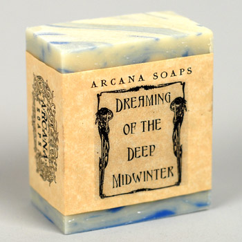 buyolympia.com: Arcana Soaps - Dreaming of the Deep Midwinter