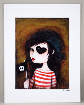 The Black Apple - The Pirate Girl
