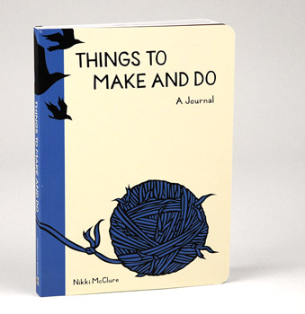 buyolympia.com: Nikki McClure - Things To Make And Do